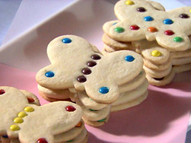 Butterfly Cookies Recipe