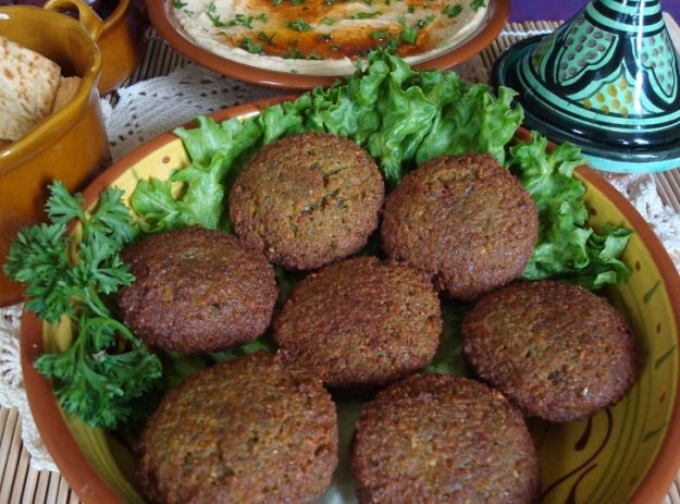 falafel lenticchie
