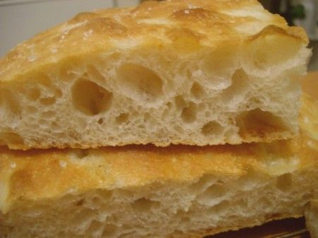 Ricetta Focaccia di base