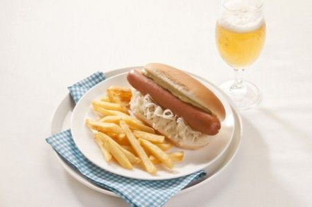 Ricetta Hot Dog con Crauti