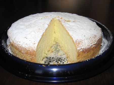 Ricette dolci: Torta Paradiso