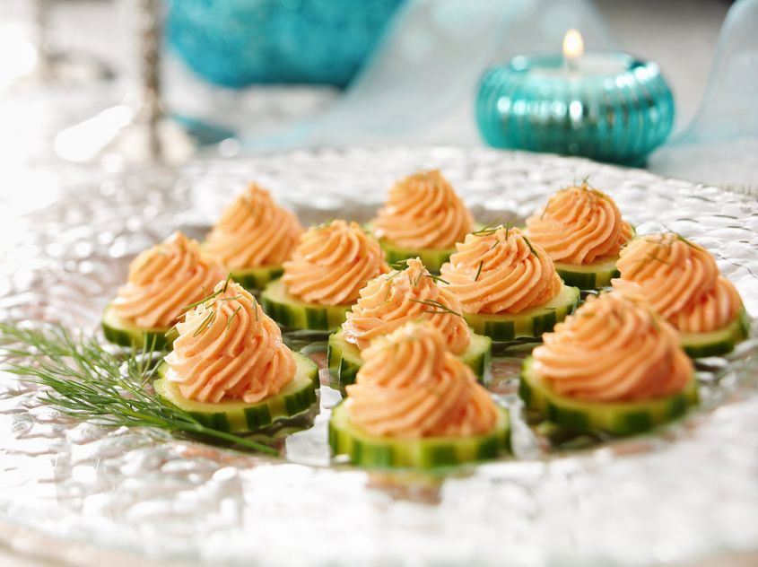 Ricette mousse salate
