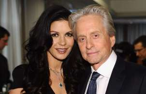 Michael Douglas e Catherin Zeta Jones
