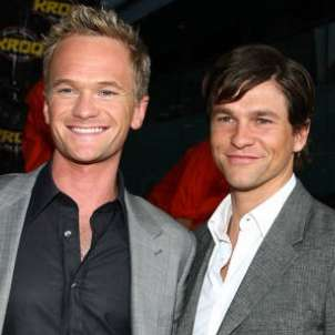 Patrick Harris e David Burtka