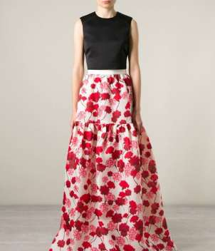 Giambattista Valli gonna lunga