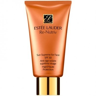 Crema Solare Viso Re-Nutriv Sun Supreme SPF30 Estee Lau