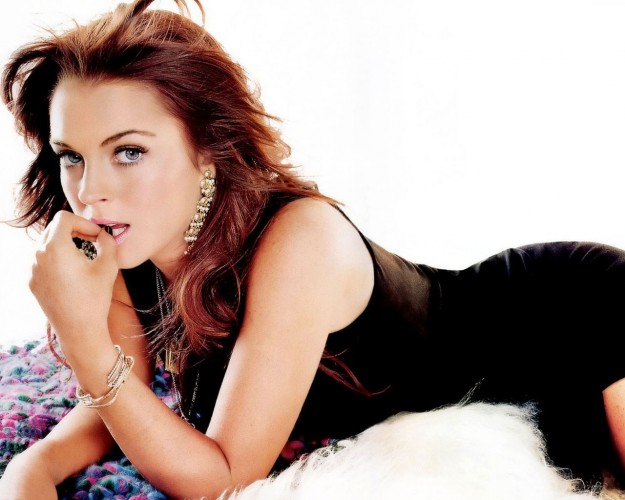 Capelli rossi  Lindsay Lohan