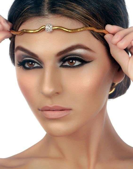 Beauty Make Up: Trucco Carnevale Da Cleopatra (Foto)