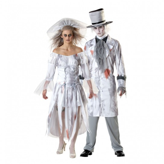 Wine cheese couples costume for adults