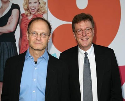 David Hyde Pierce e Brian Hargrove