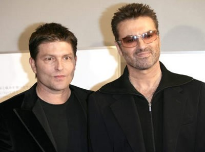 Kenny Goss e George Michael