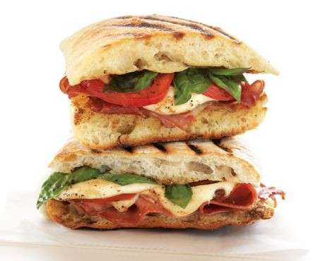 Panino farcito light