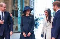 Kate Middleton e Meghan Markle: look a confronto