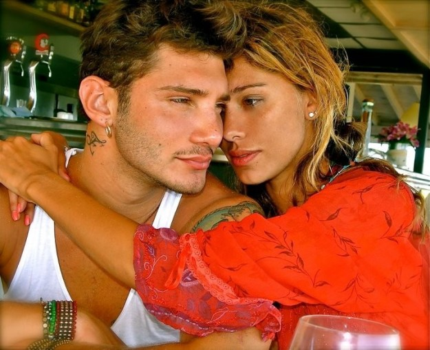 Belen Rodriguez e Stefano de Martino 