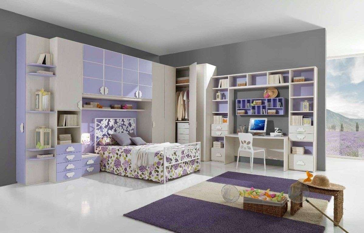 camerette per bambini foto 26 39 mamma pourfemme. Black Bedroom Furniture Sets. Home Design Ideas