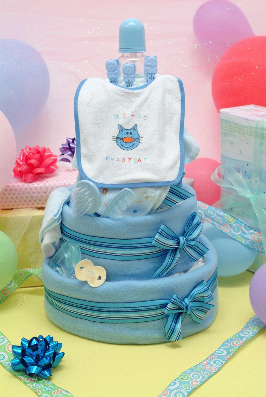 Baby shower idee orignali e divertenti foto mamma pourfemme - Idee baby shower ...