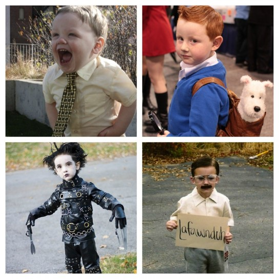 Costumi di Halloween per bambini originali [FOTO]