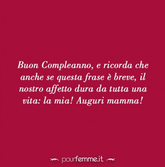 frasi dolci per lei compleanno