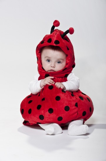 Travestimento per Carnevale da coccinella di Prenatal 