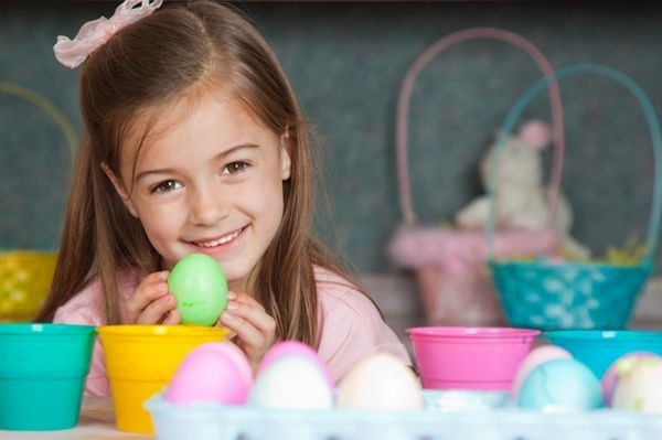 Lavoretti di Pasqua per bambini