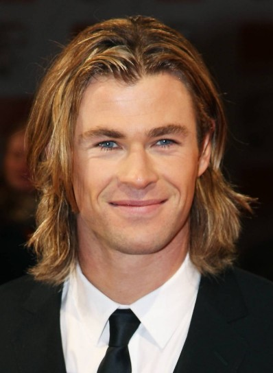Chris Hemsworth papà