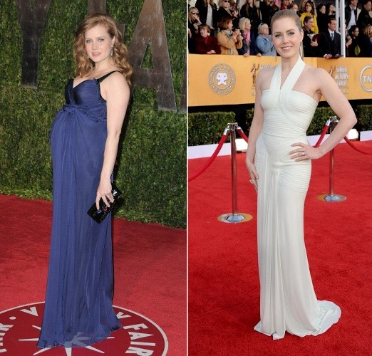 Amy Adams incinta