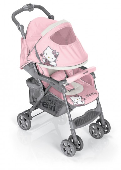 Passeggino di Brevi con Hello Kitty