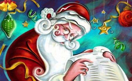 Letterine a Babbo Natale!