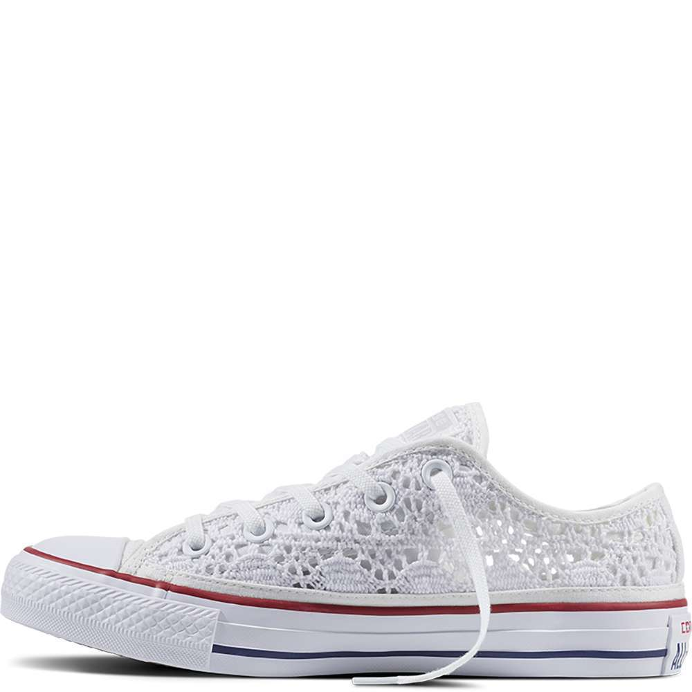 2all star converse bianche basse