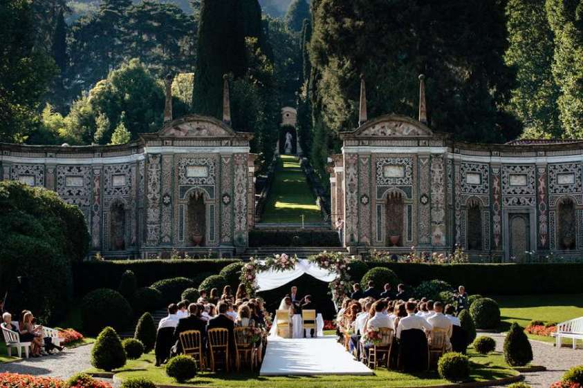 Le 20 location da sogno per il matrimonio civile