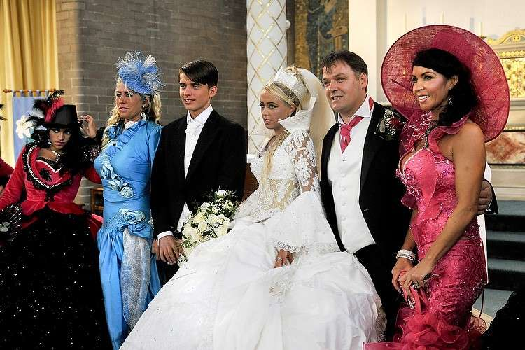 Matrimonio Gipsy Streaming : Matrimonio gipsy foto pourfemme