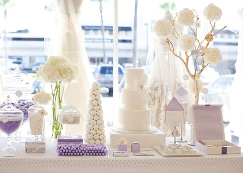Top Decorazioni per il matrimonio color lavanda: tante idee per le tue  US24