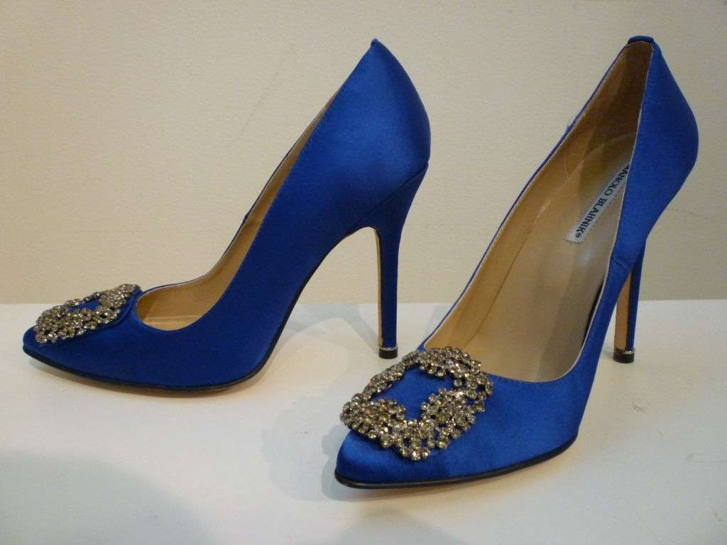 Le scarpe di sex and the city foto 20 40 moda for Scarpe manolo blahnik shop on line