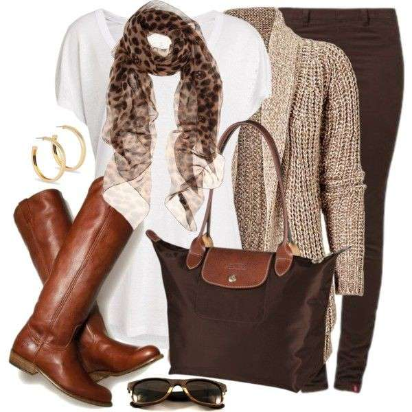 Look country chic