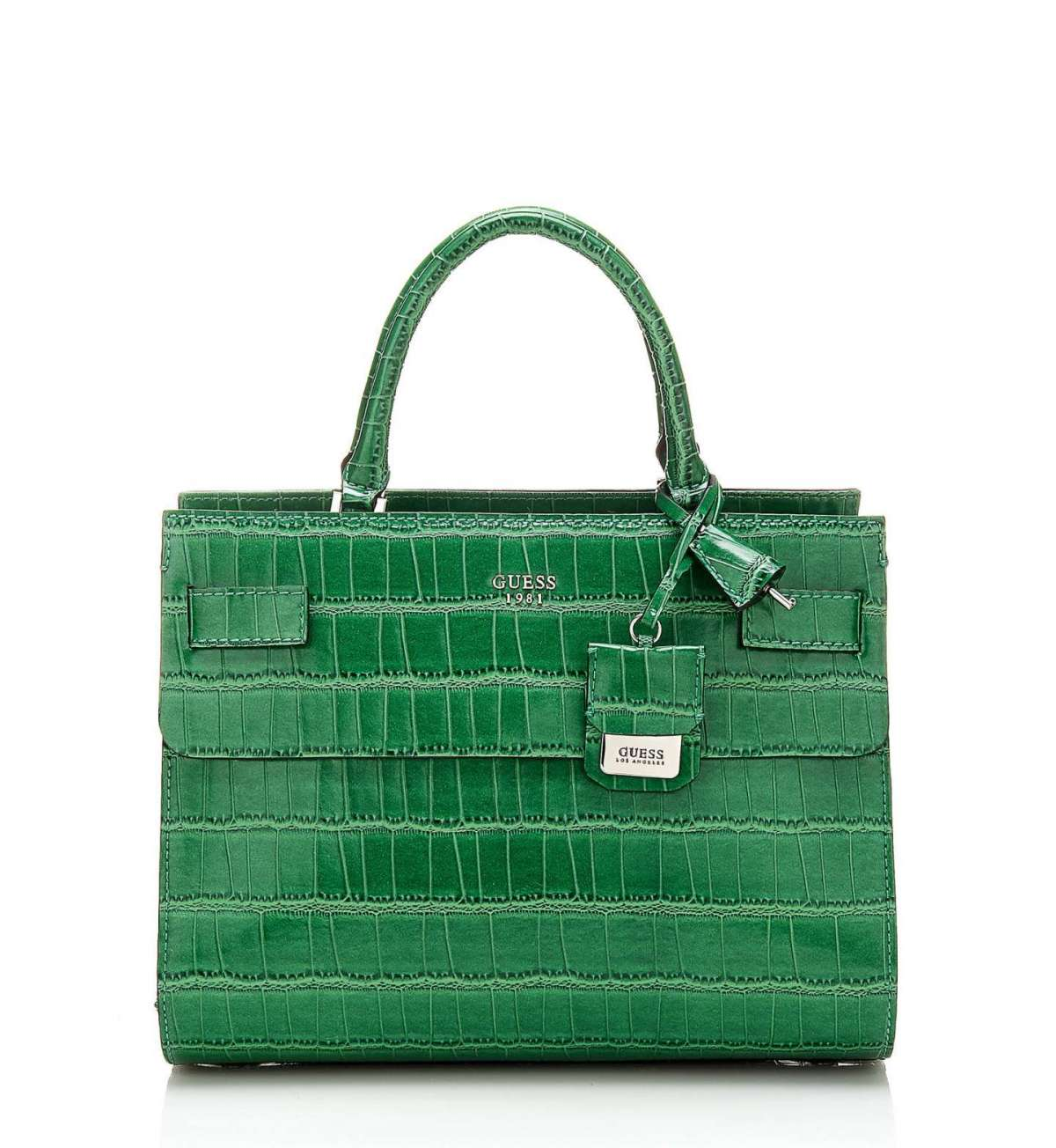 Tote verde Guess