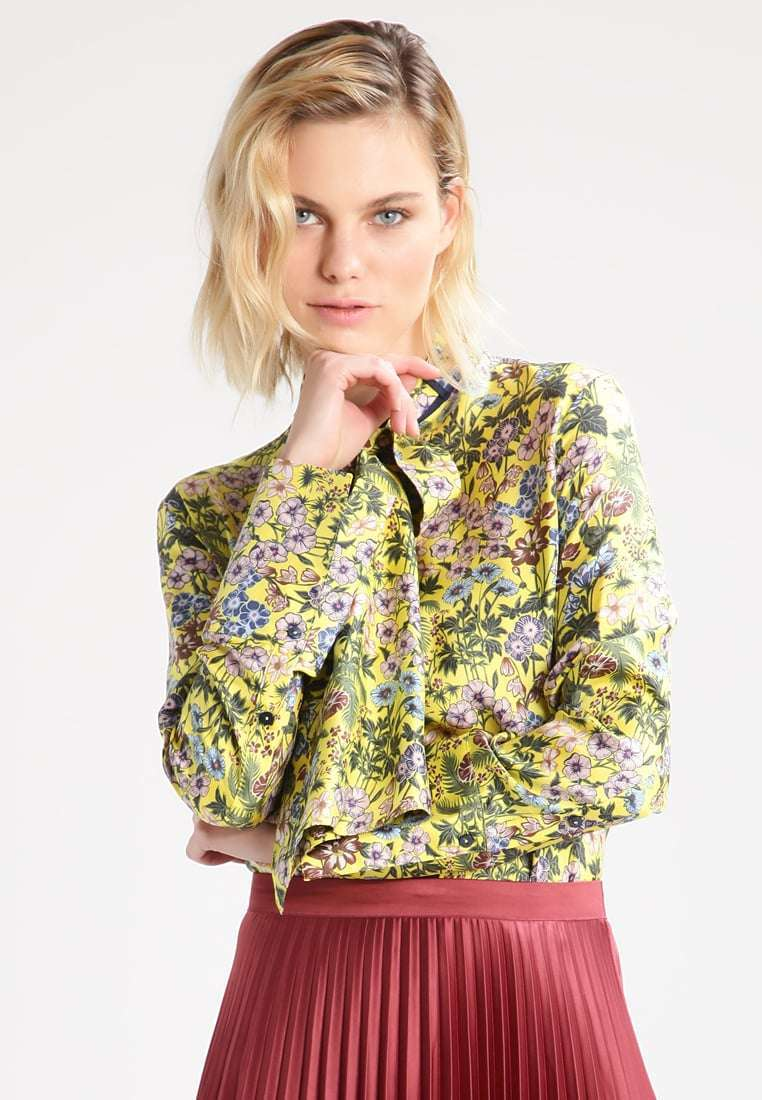 Camicia a fiori Warehouse