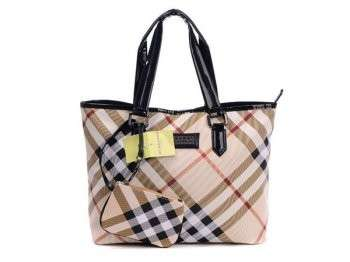 burberry trench outlet 5mmh  Burberry Borsa Righe Outlet Burberry
