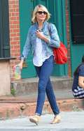 Look in denim per Cameron Diaz