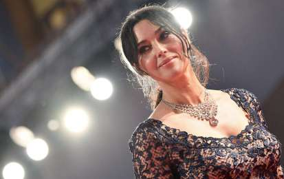 I look più fashion di Monica Bellucci