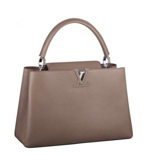 Handbag grigia Louis Vuitton