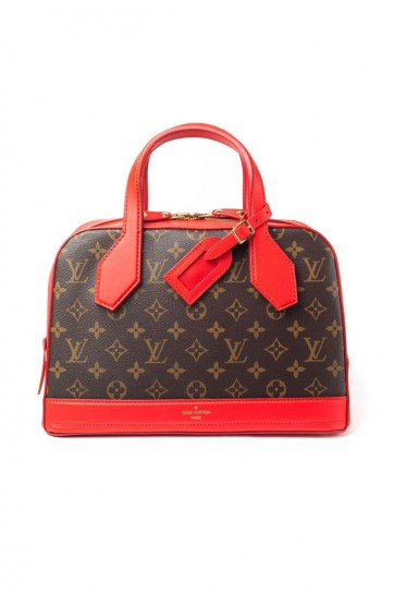 Handbag con monogramma Louis Vuitton