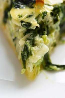 Quiche spinaci ricotta
