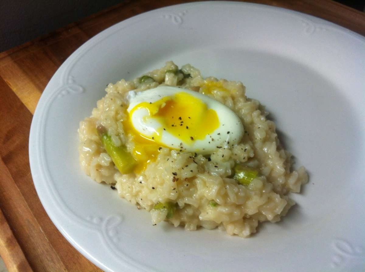 Ricetta risotto mimosa foto ricette pourfemme for Risotto ricette