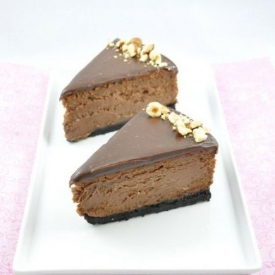 Cheesecake nutella ricetta