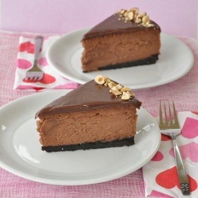 Cheesecake alla nutella ricetta
