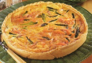 quiche peperoni