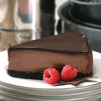 Ricetta della Cheesecake al Cioccolato