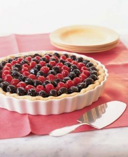 Crostata leggera