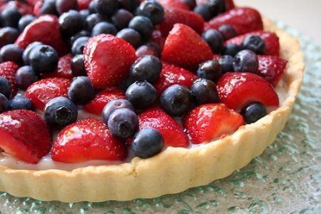 Crostata frutta