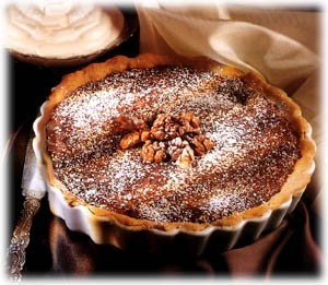 Ricetta Crostata al Cioccolato